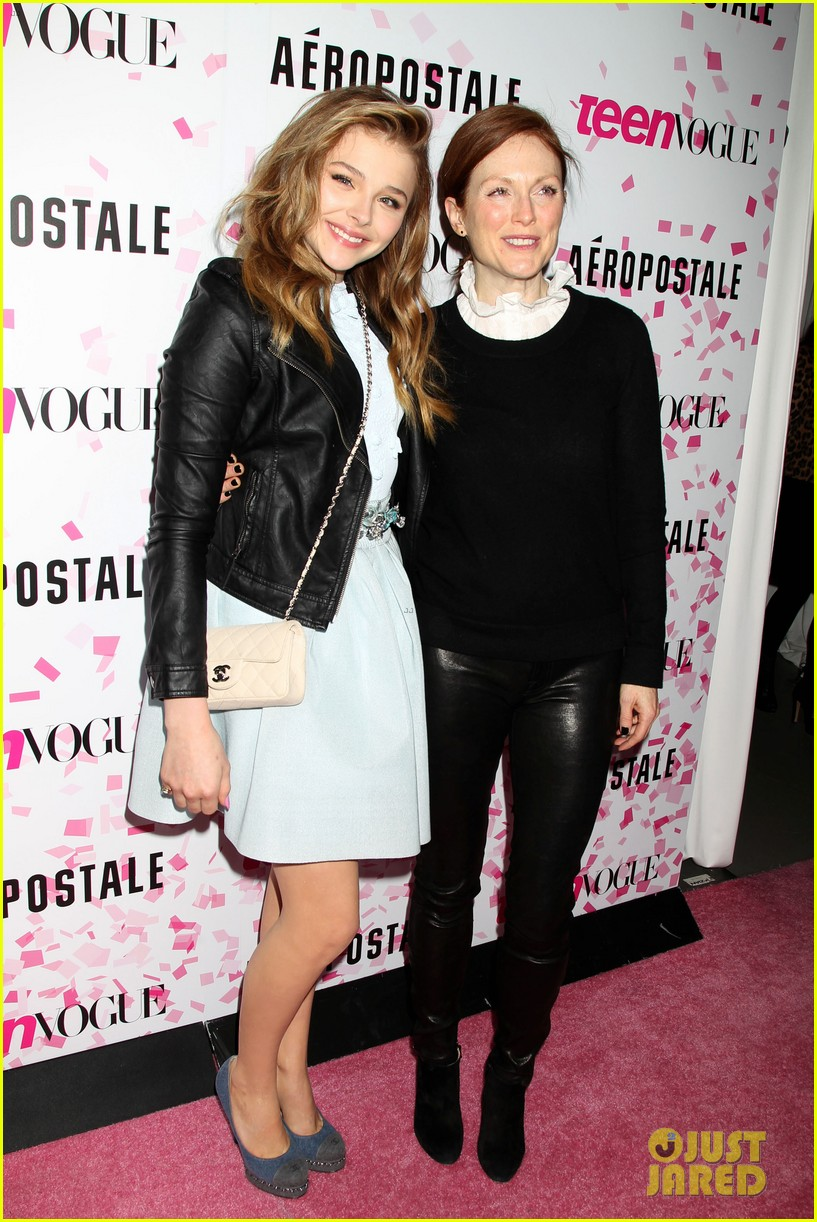 chloe moretz sweet 16 birthday bash with julianne moore 092806953