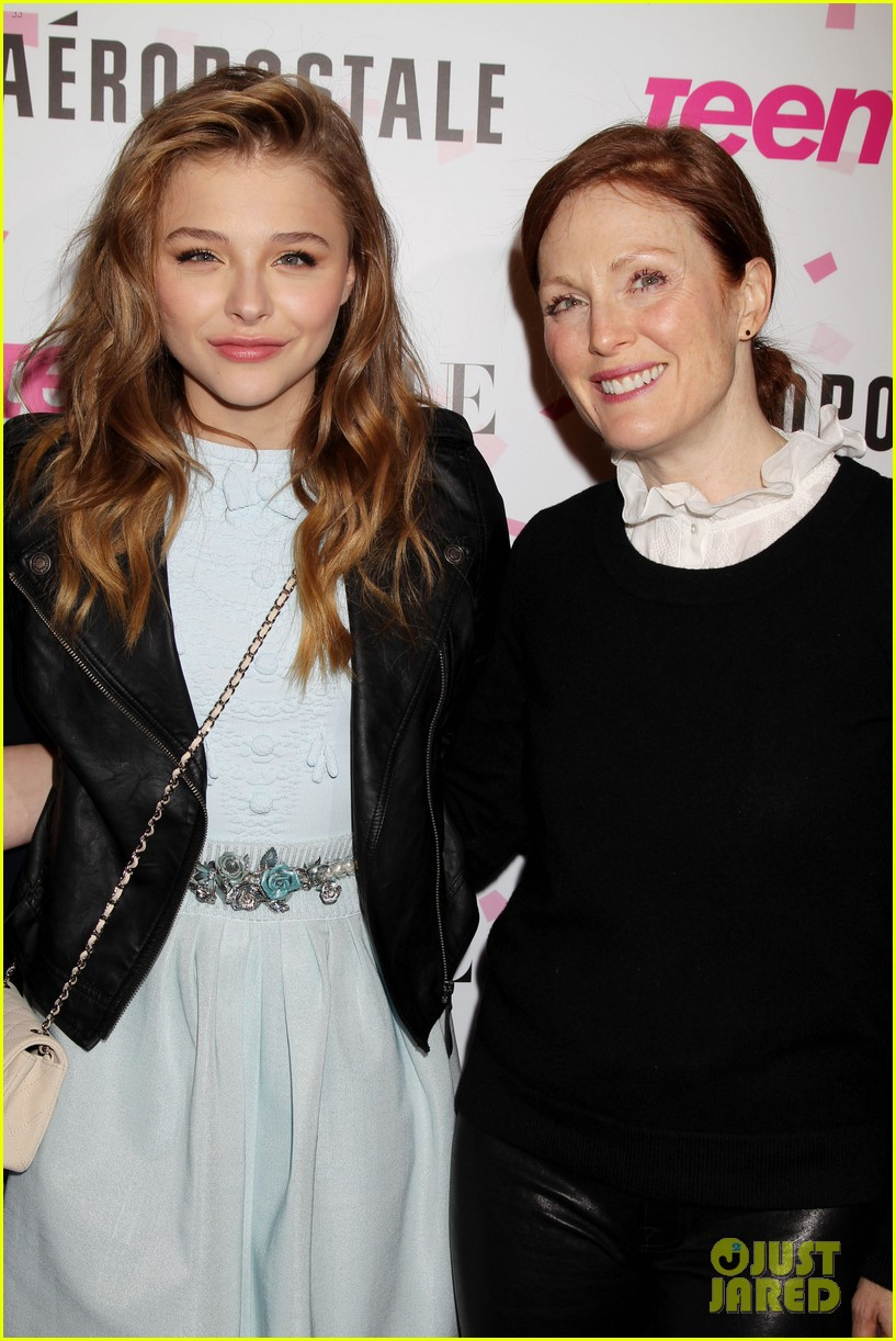 chloe moretz sweet 16 birthday bash with julianne moore 132806957