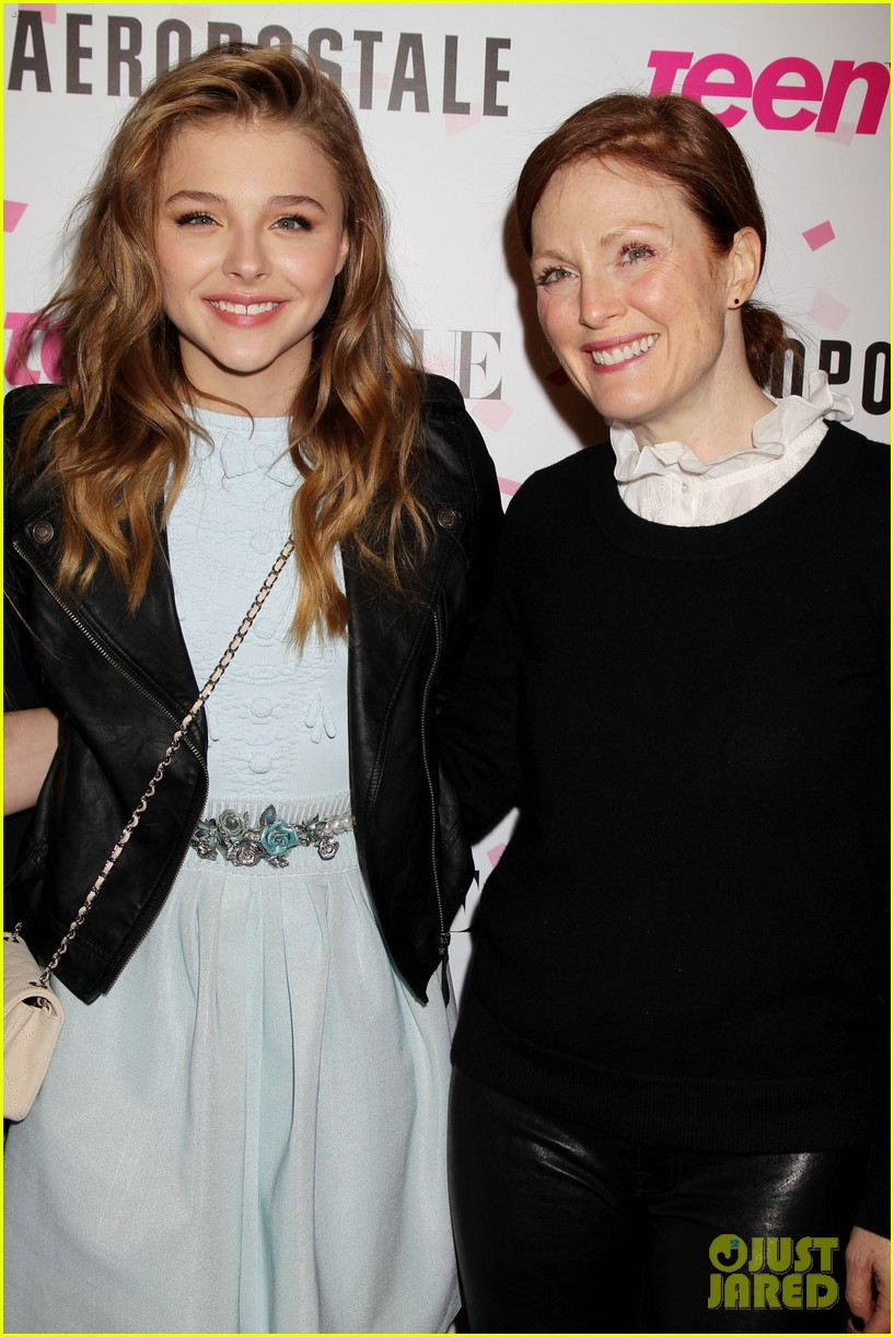 chloe moretz sweet 16 birthday bash with julianne moore 142806958