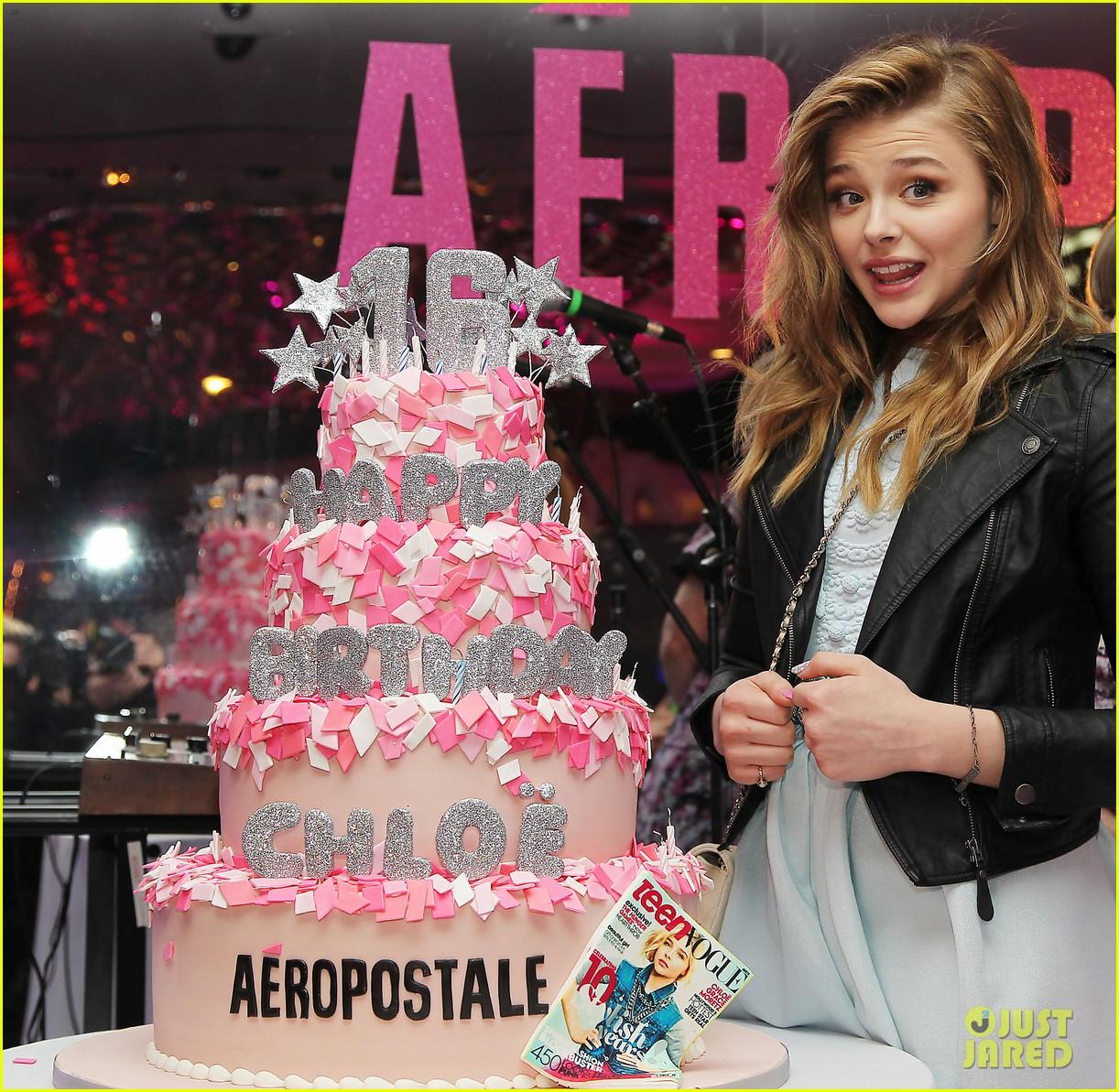 chloe moretz sweet 16 birthday bash with julianne moore 262806970