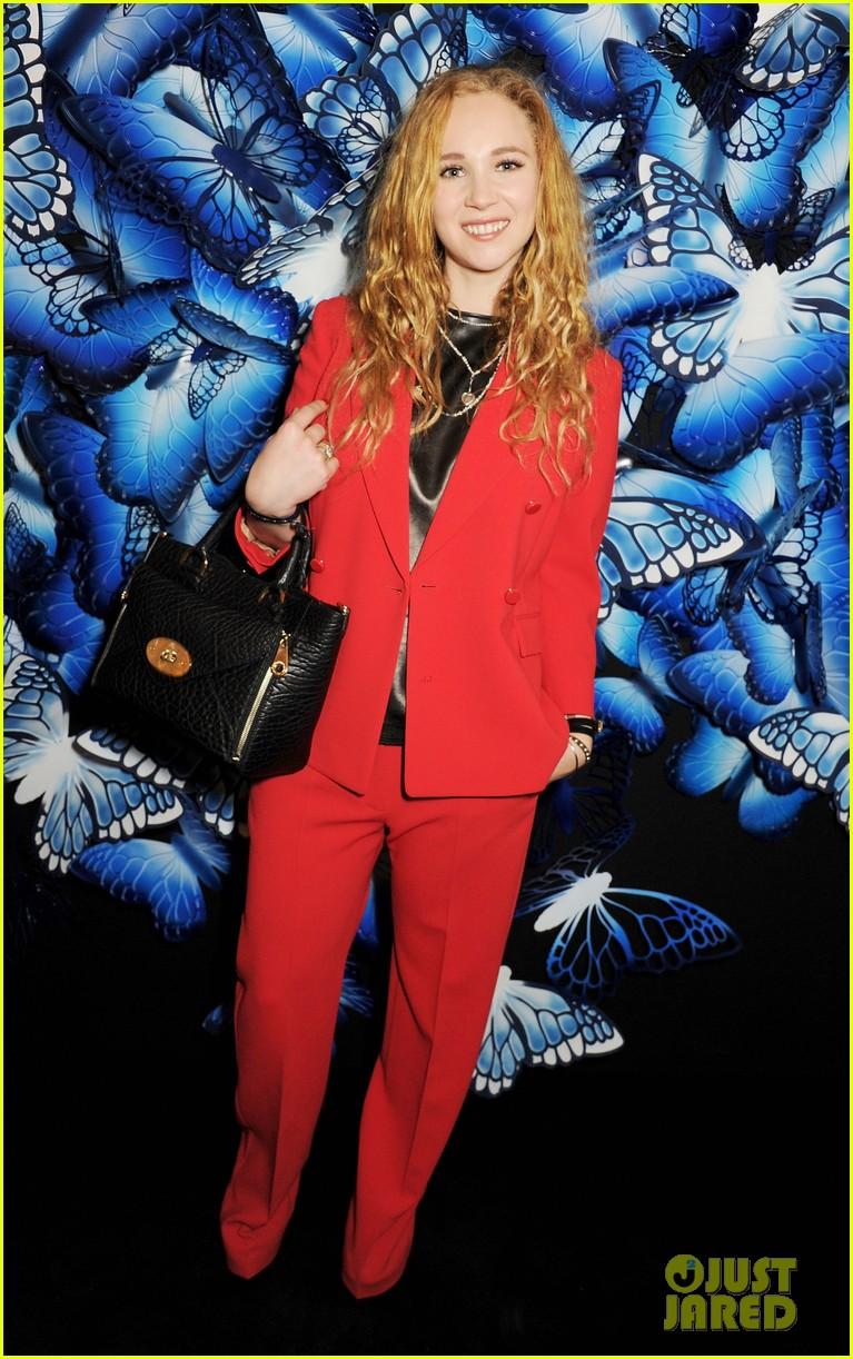 lana del rey sam claflin mulberry fashion show 212814546