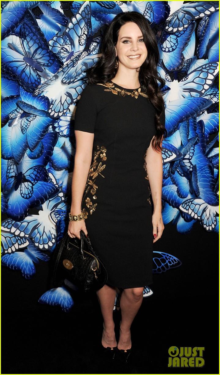lana del rey sam claflin mulberry fashion show 242814549