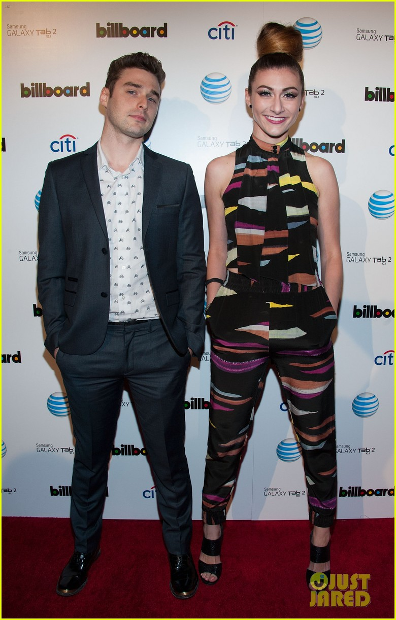 neil patrick harris karmin billboard grammys after party 072810121