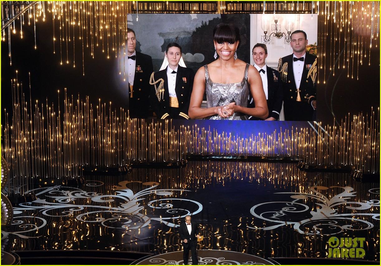 michelle obama oscars 2013 surprise presenter 02