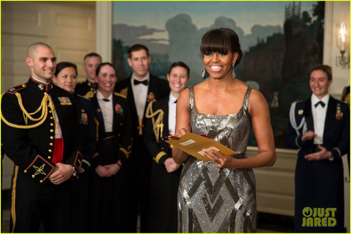 michelle obama oscars 2013 surprise presenter 03