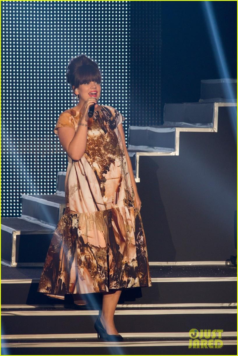 rita ora lily allen etam live lingerie fashion show 132821644
