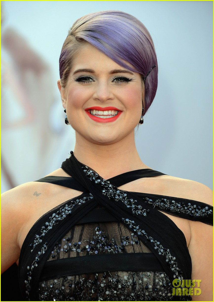 kelly osbourne guiliana rancic oscars 2013 red carpet 072818890