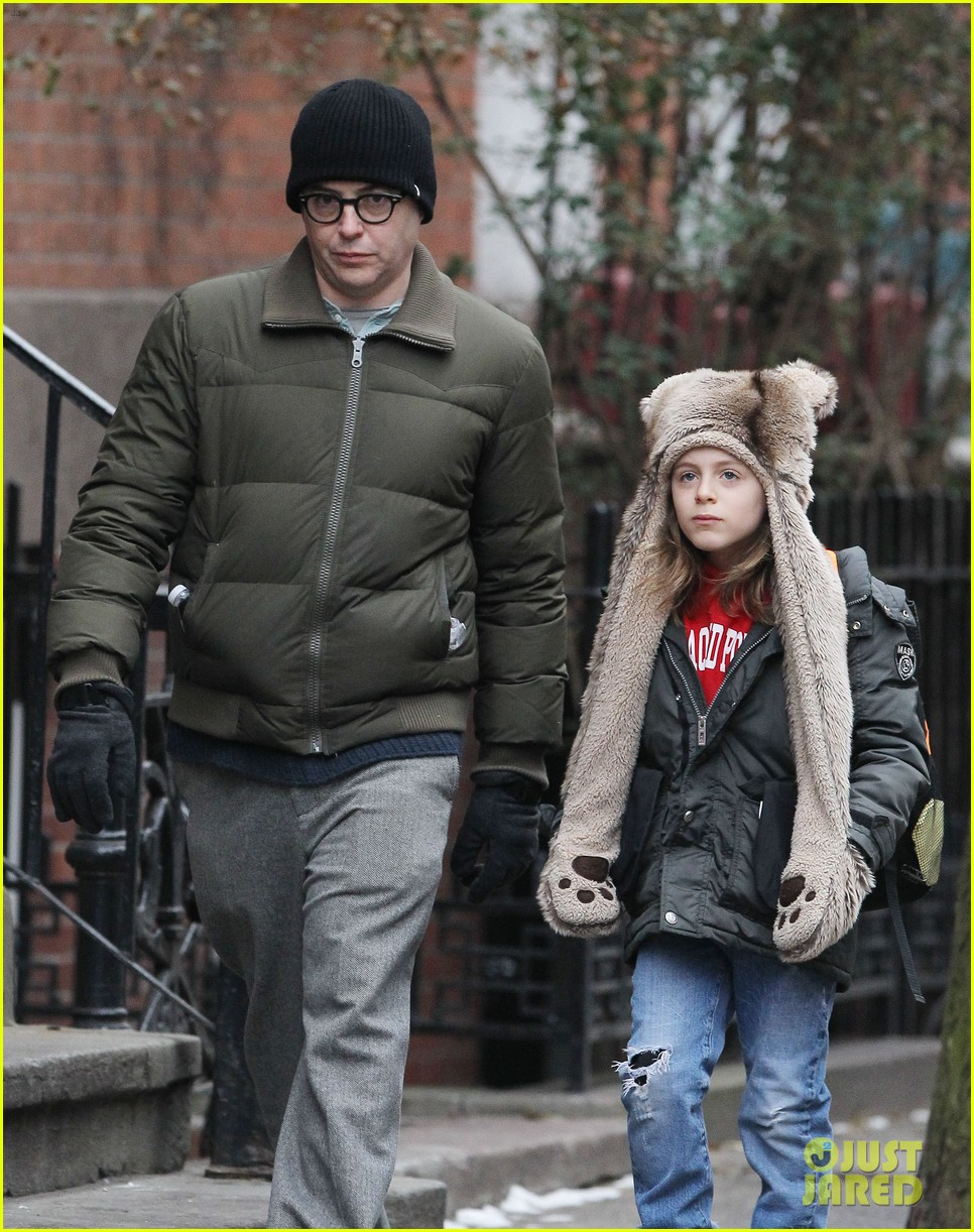 sarah jessica parker morning walk with the twins 312802234