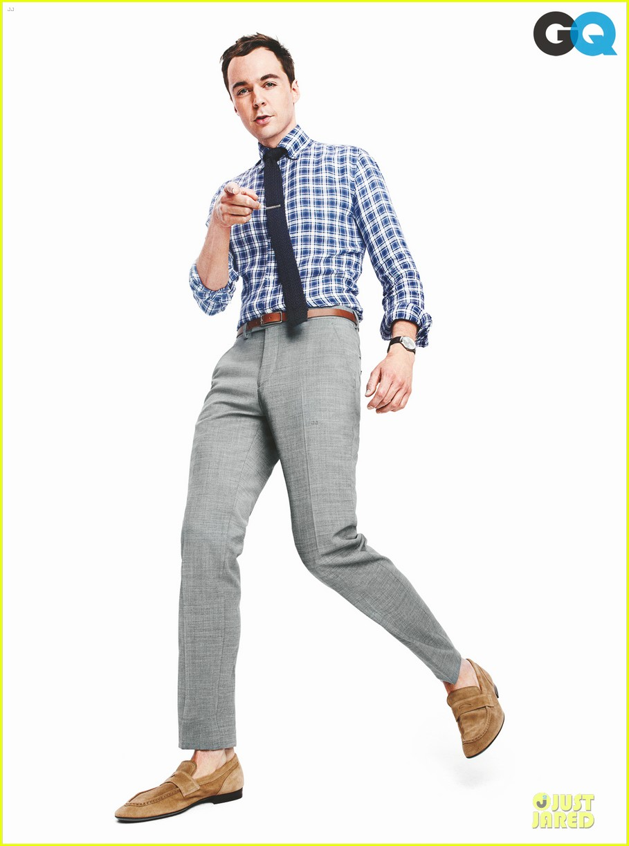 jim parsons gq magazine feature pointer march 2013 01