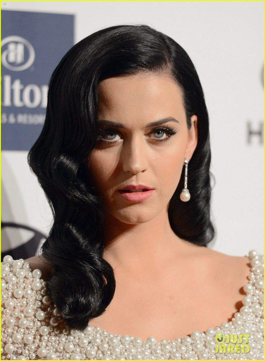 katy perry john mayer clive davis pre grammy party 2013 102808393
