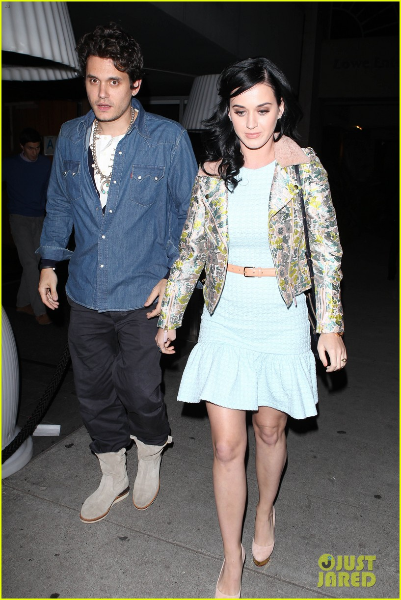 katy perry john mayer katsuya twosome 092811174