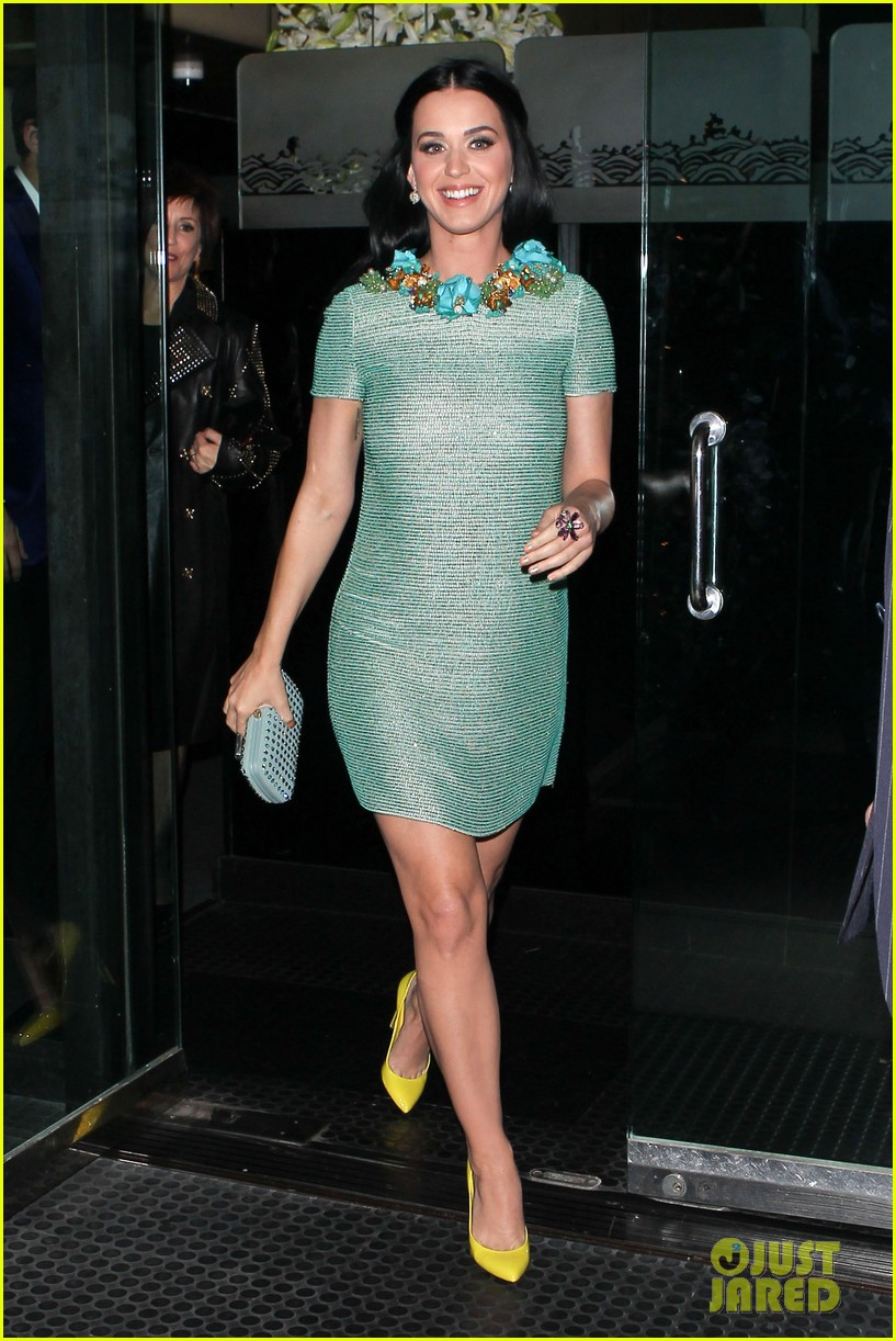 katy perry john mayer sony music grammy after party 042809911