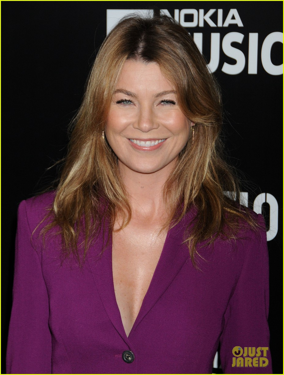 ellen pompeo chris ivery rocnation pre grammy brunch 2013 02