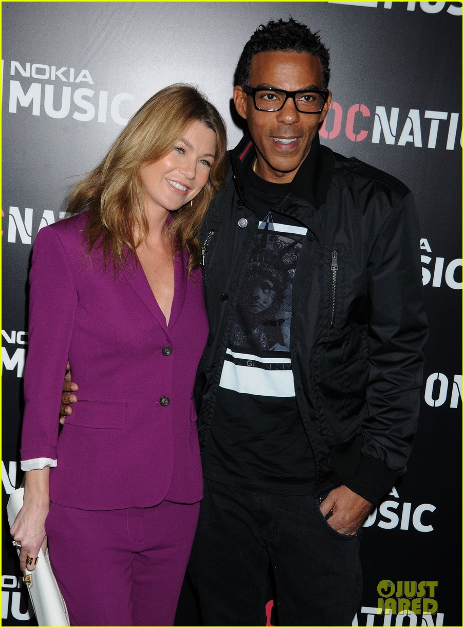 ellen pompeo chris ivery rocnation pre grammy brunch 2013 042808274