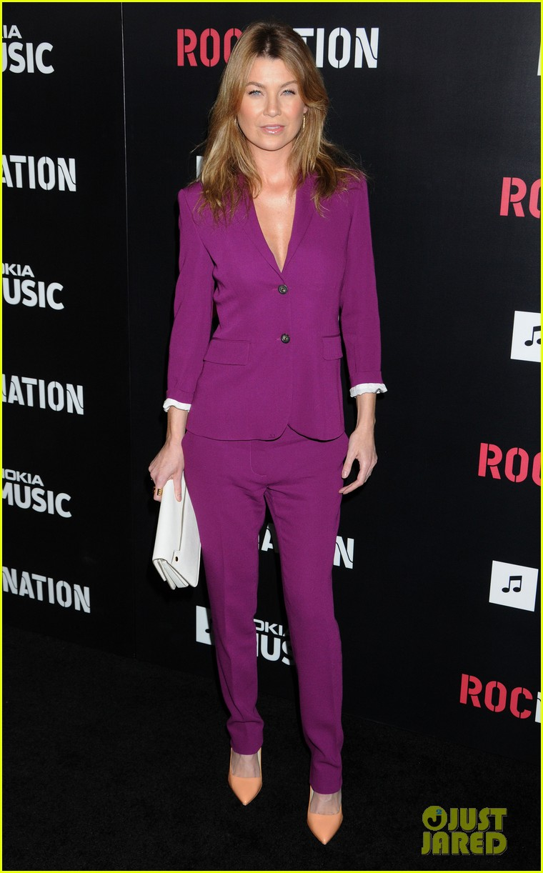 ellen pompeo chris ivery rocnation pre grammy brunch 2013 05