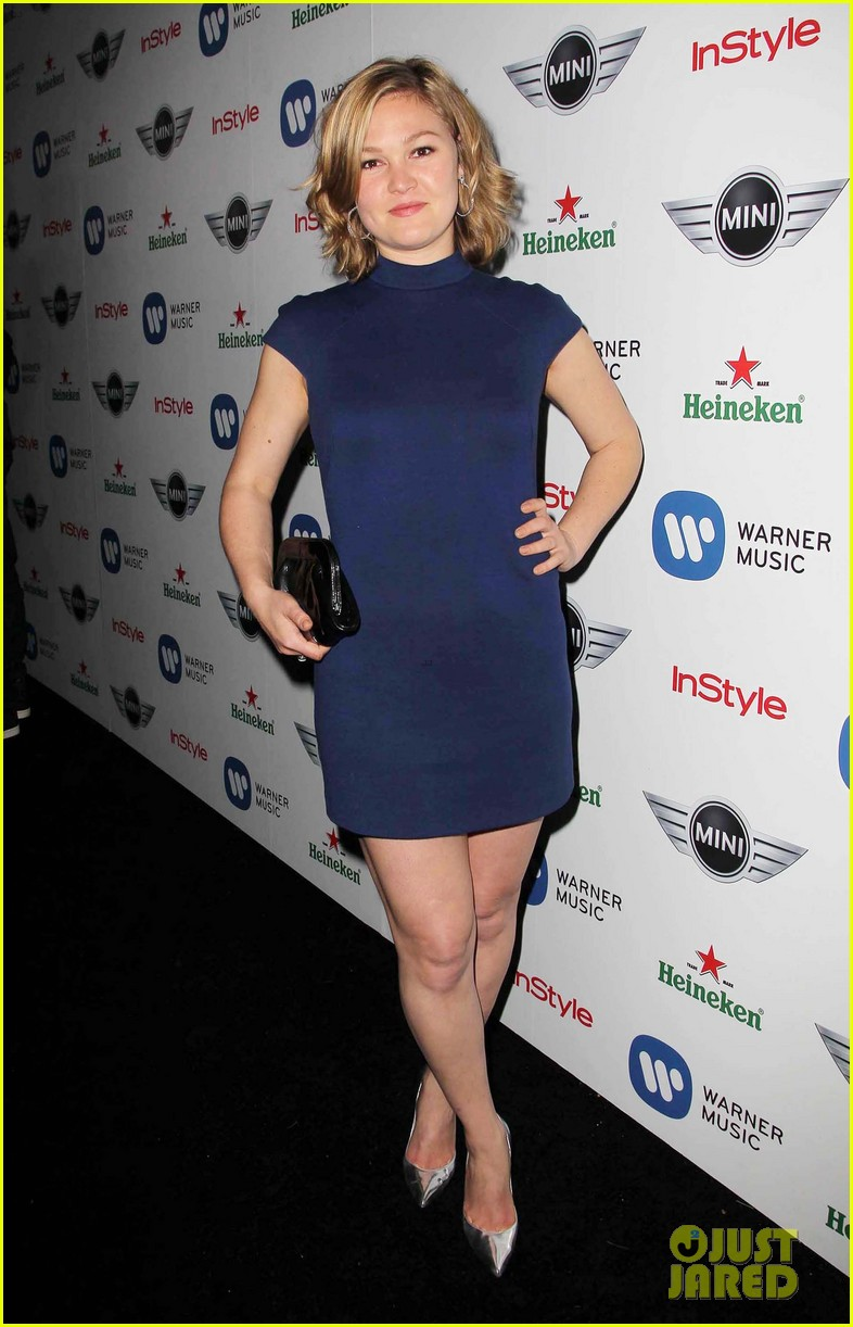 ellen pompeo julia stules warner music group grammys party 2013 05