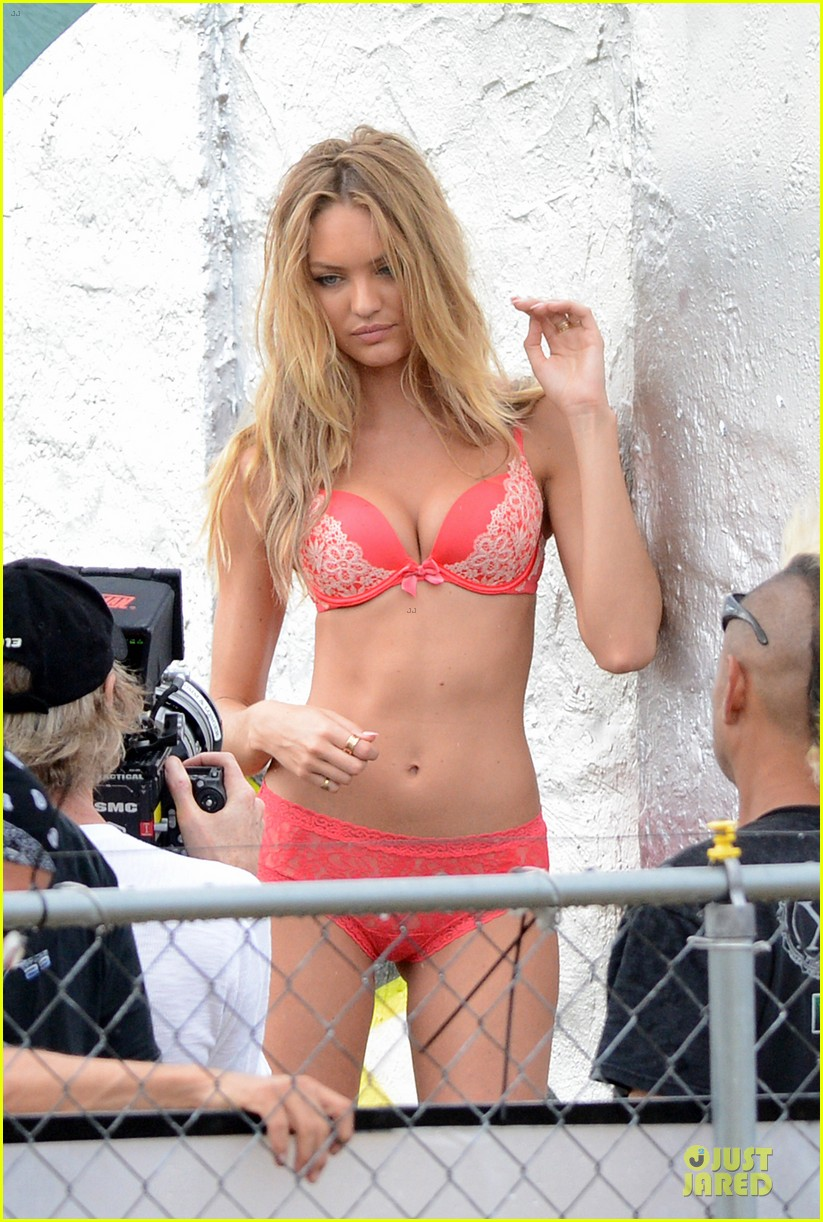 behati prinsloo candice swanepoel bikini photo shoot with michael bay 04