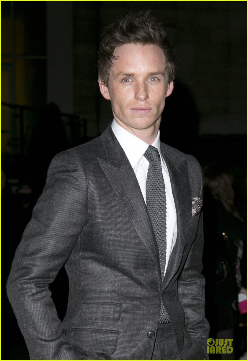 eddie redmayne luke evans british film awards 2013 022804893