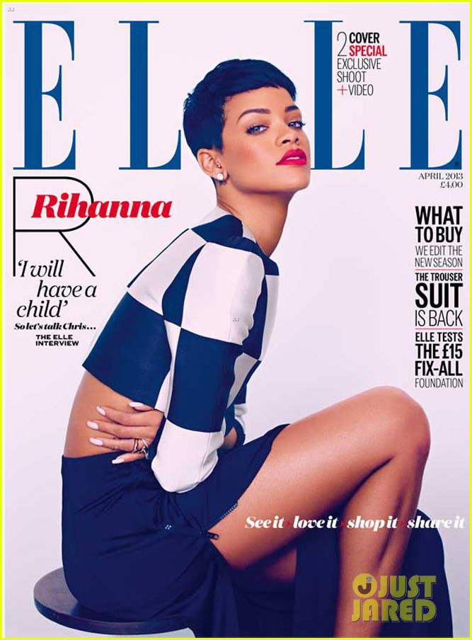 rihanna covers elle uk april 2012 032822535