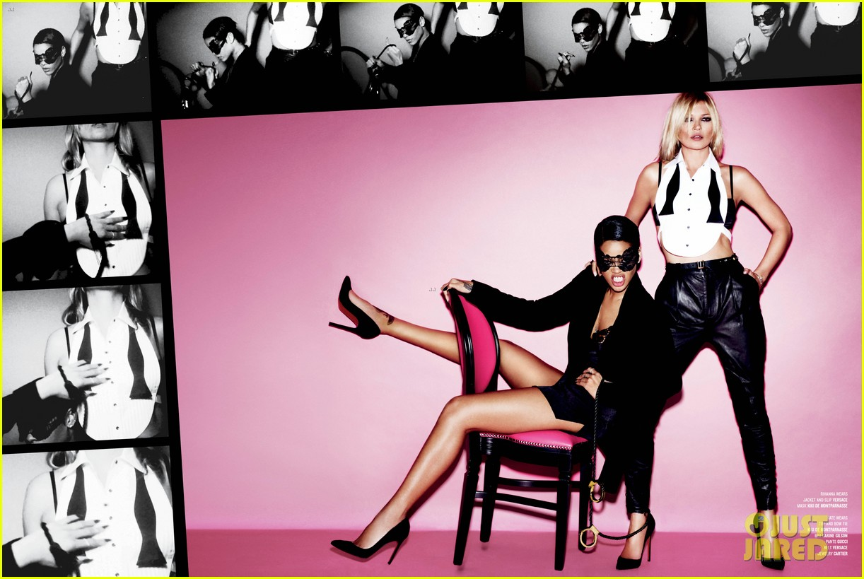 rihanna nude with kate moss on v magazine spring 2013 032816560