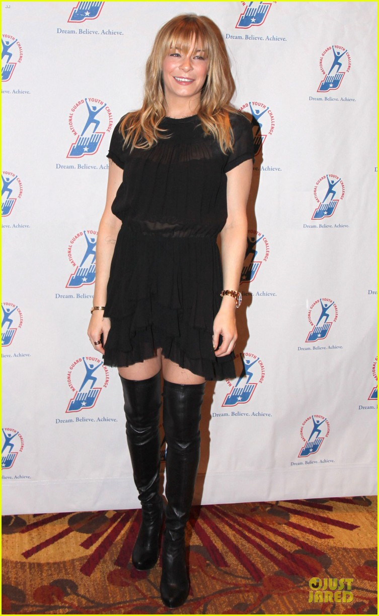 leann rimes youth national guard challenge 012821511