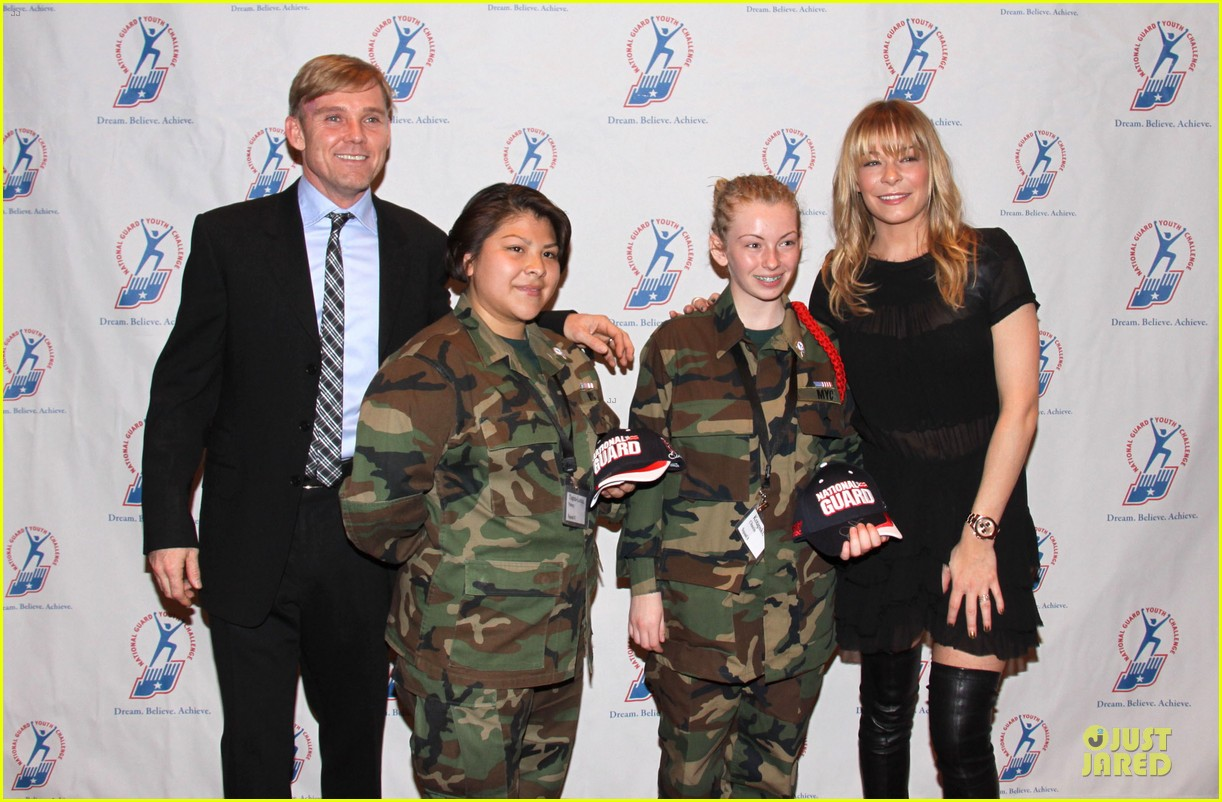 leann rimes youth national guard challenge 092821519