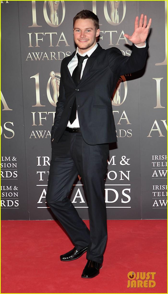 saoirse ronan jack reynor ifta awards 2013 052809957
