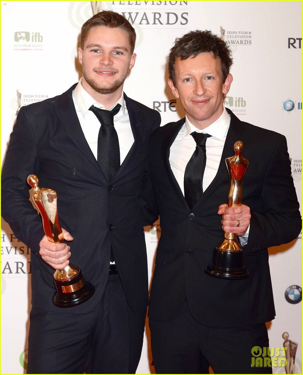 saoirse ronan jack reynor ifta awards 2013 102809962