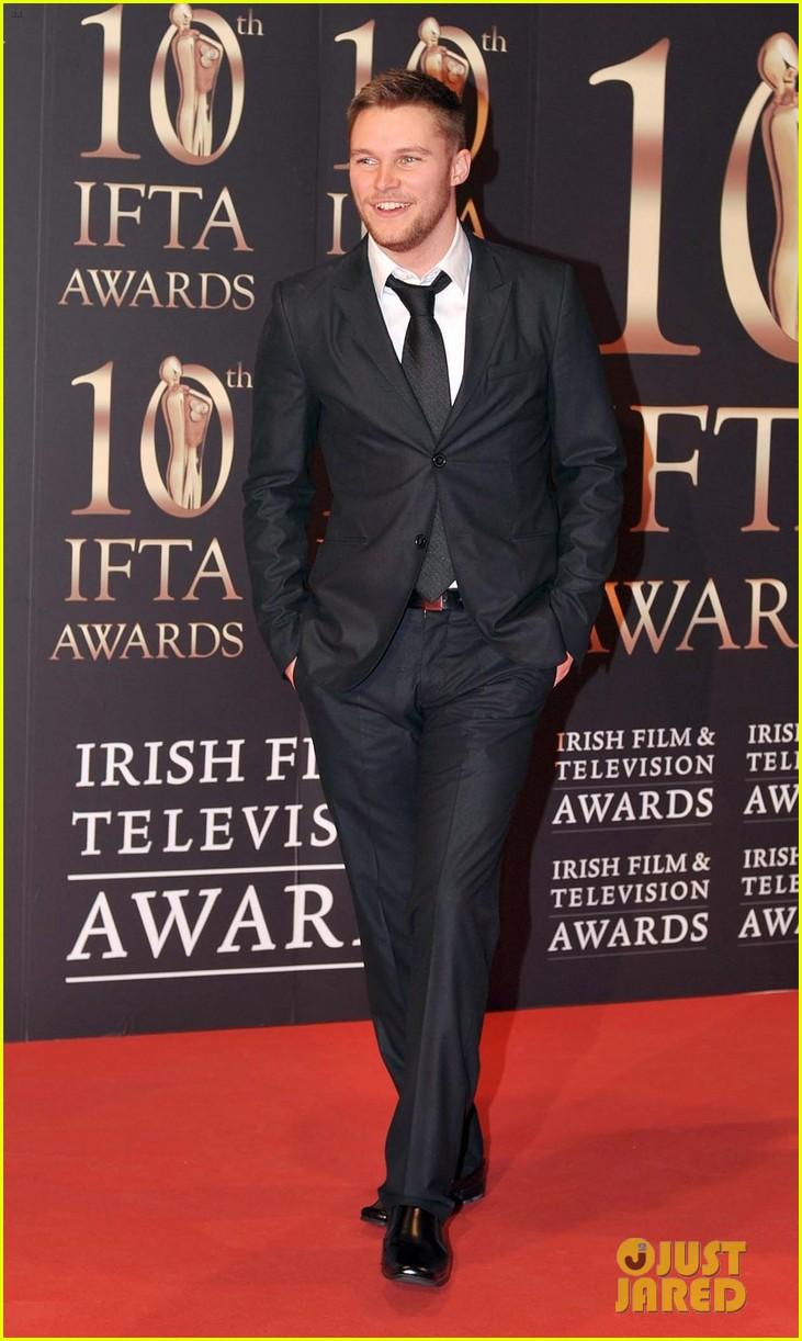 saoirse ronan jack reynor ifta awards 2013 15