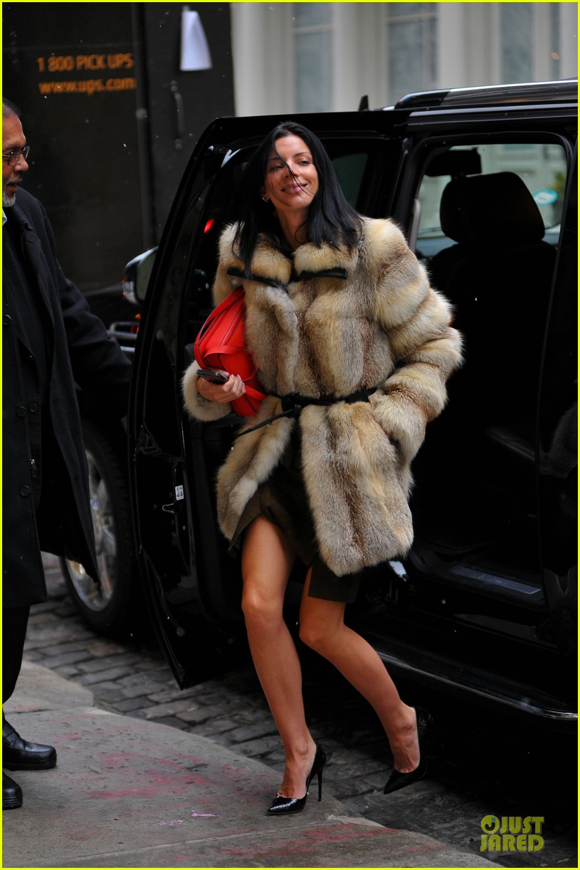 liberty ross fur coat soho shopping 01