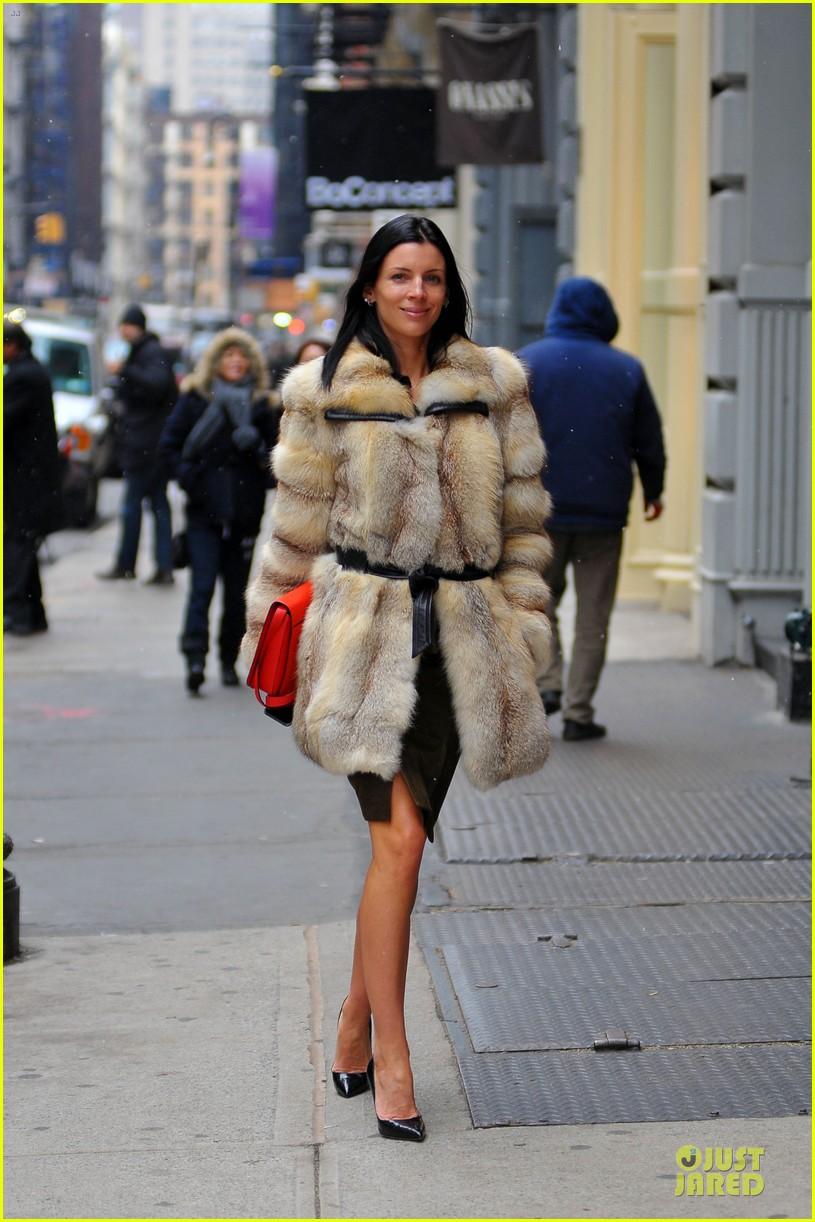 liberty ross fur coat soho shopping 052805445