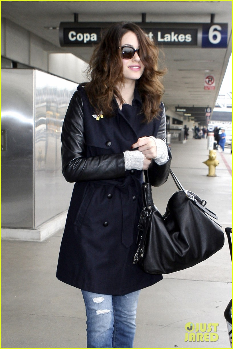 emmy rossum blizzard bound for new york city 02
