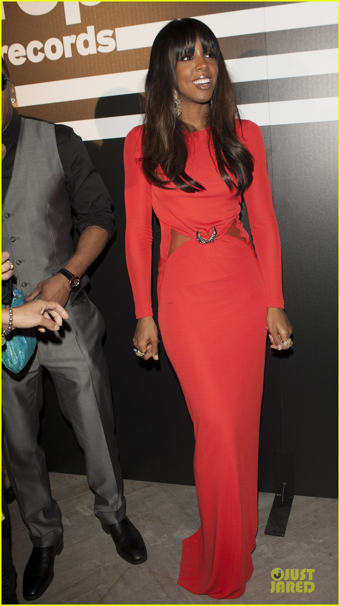 alicia keys kelly rowland grammy after parties 122810259