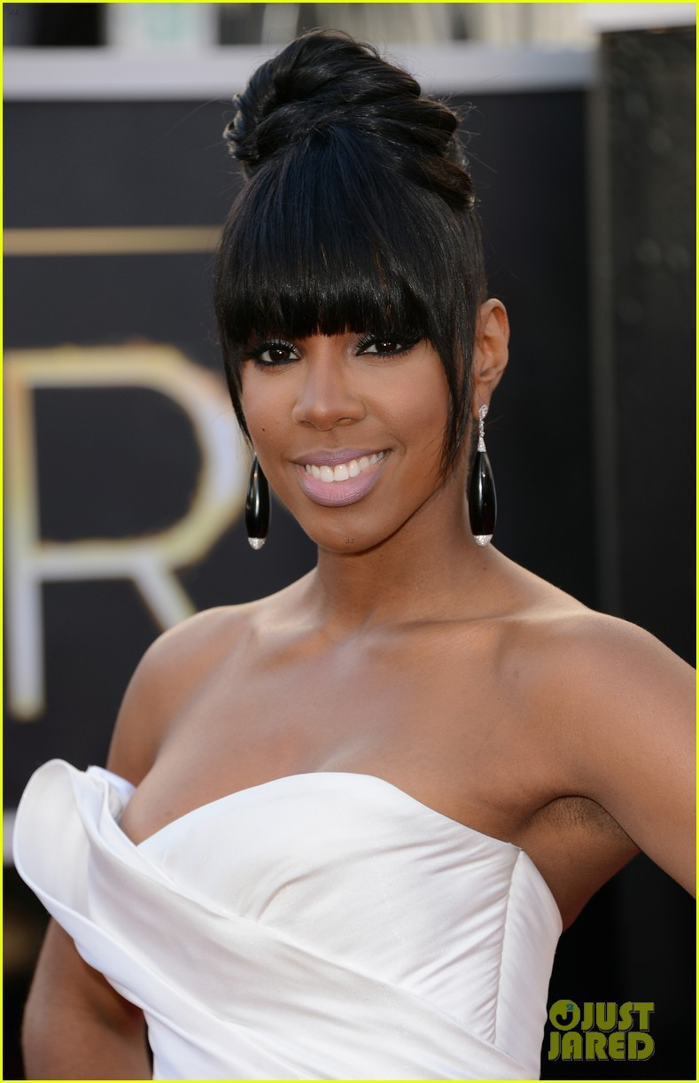 kelly rowland oscars 2013 red carpet 04