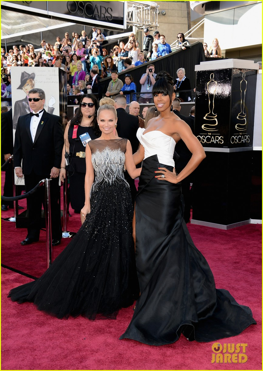 kelly rowland oscars 2013 red carpet 052818896