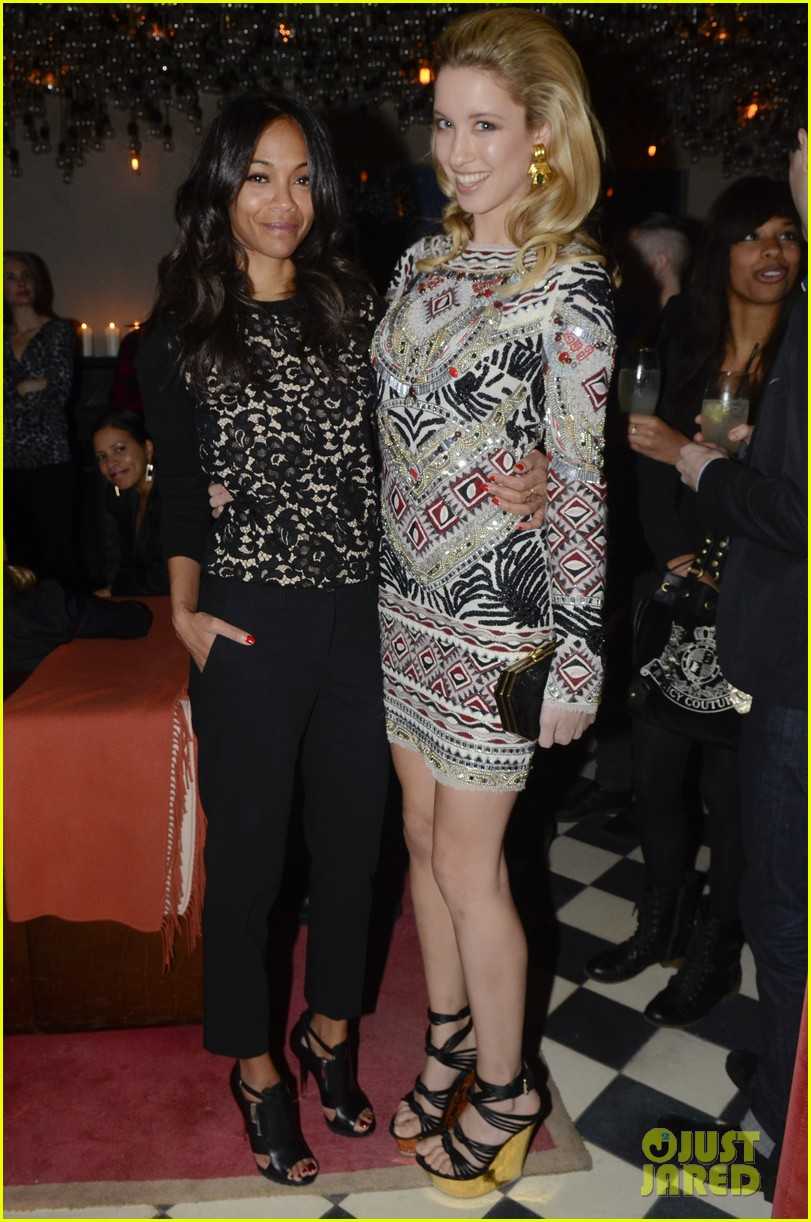 zoe saldana gents launch party 052812021