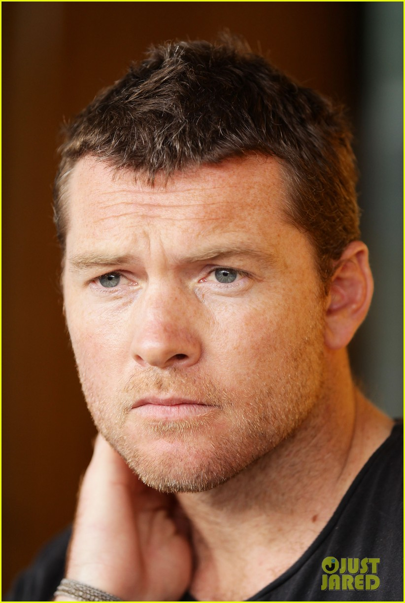 sam worthington tropfest film festival judge 022814370