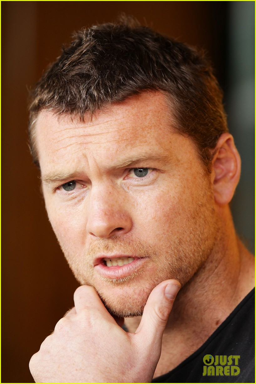 sam worthington tropfest film festival judge 04