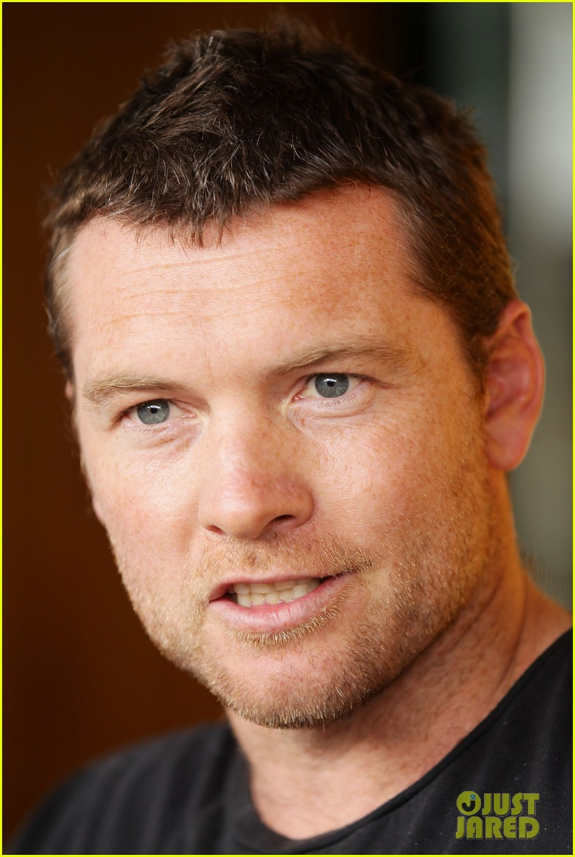 sam worthington tropfest film festival judge 092814377