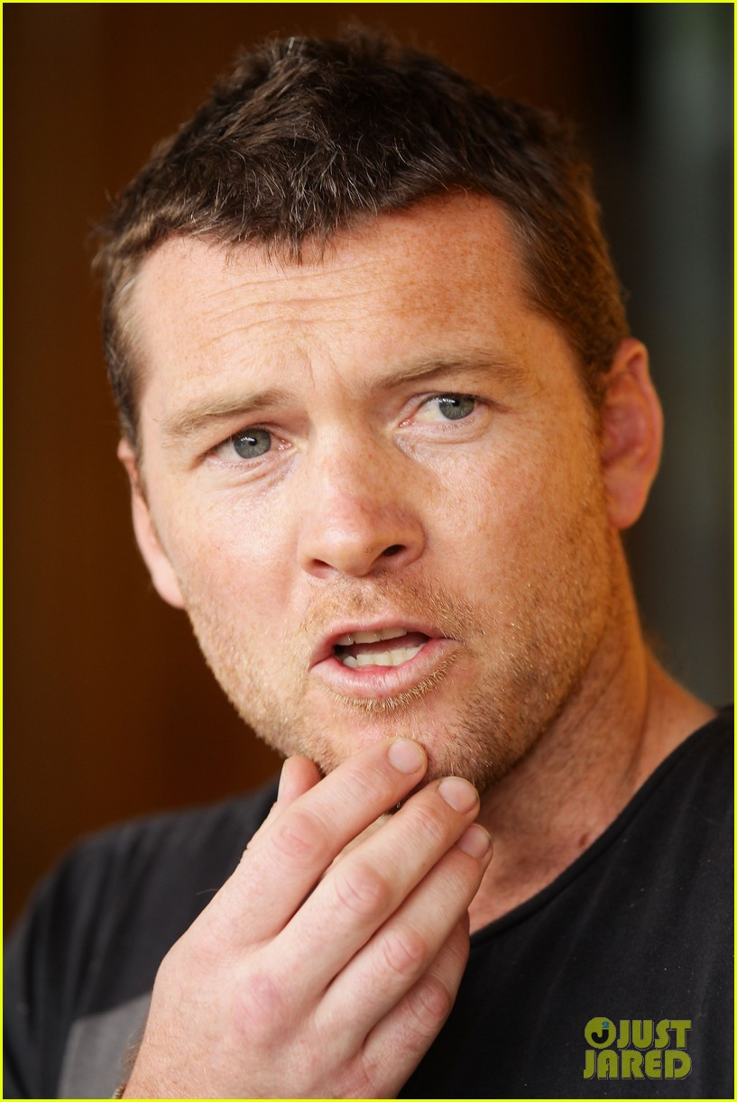 sam worthington tropfest film festival judge 102814378