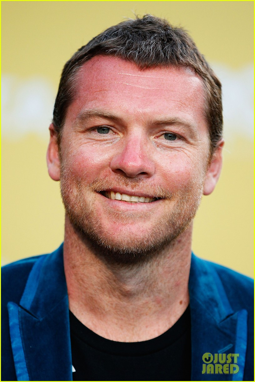 sam worthington tropfest film festival judge 112814379
