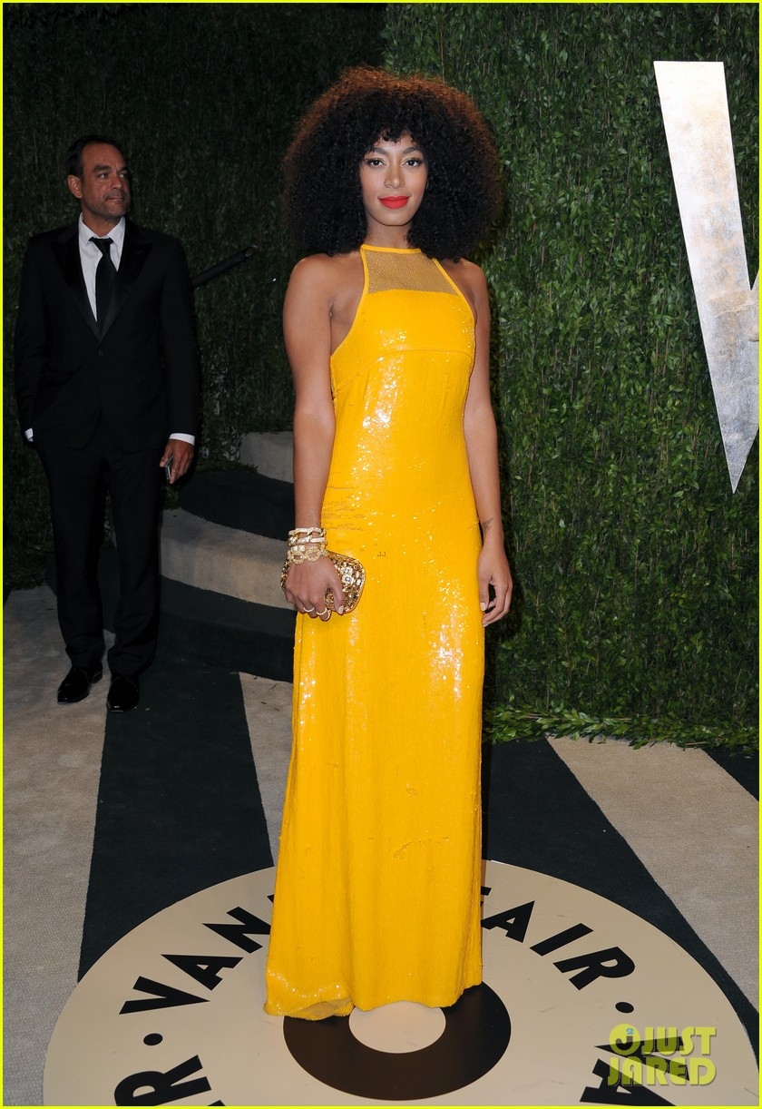 irina shayk solange knowles vanity fair oscars party 2013 032820473