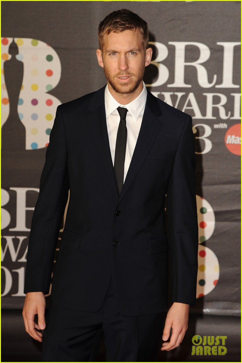 ed sheeran conor maynard brit awards 2013 red carpet 062815850