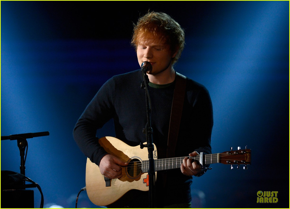 ed sheeran elton john grammys 2013 performance watch now 11