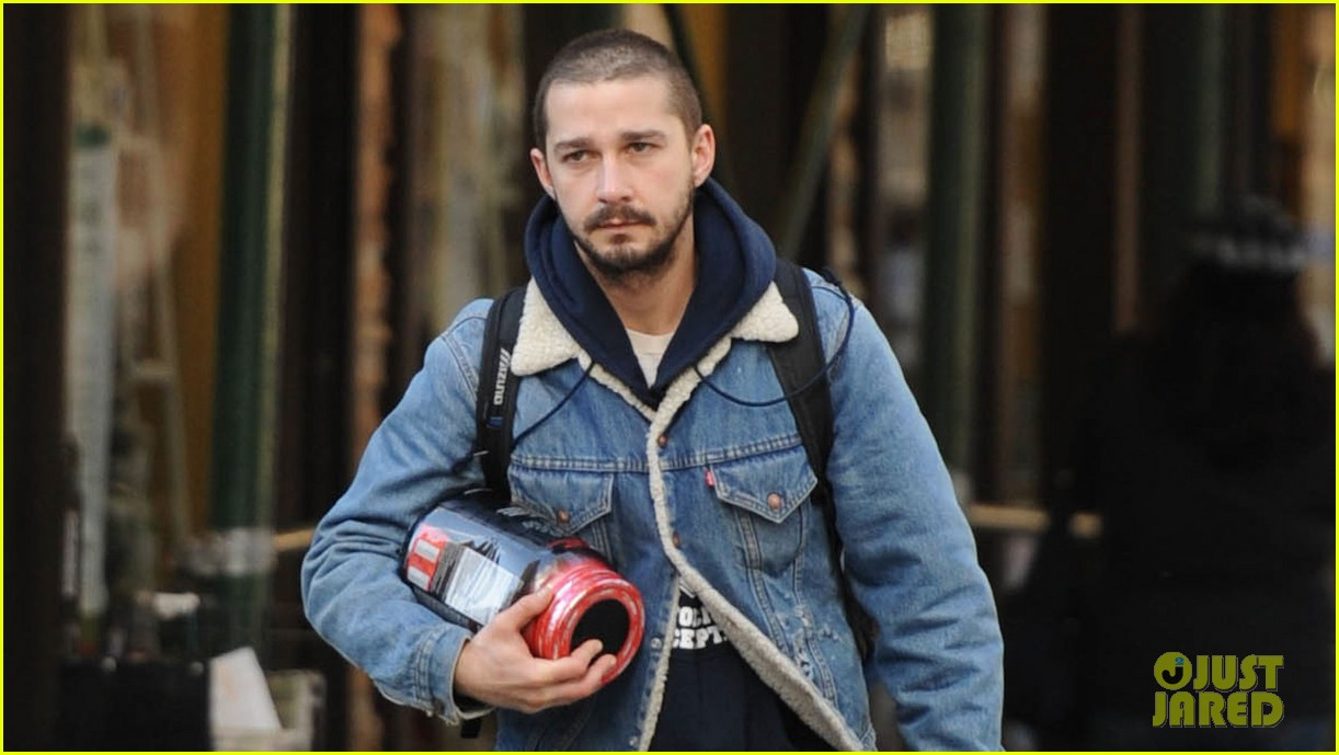 shia labeouf acid trip charlie countryman director weight in 02