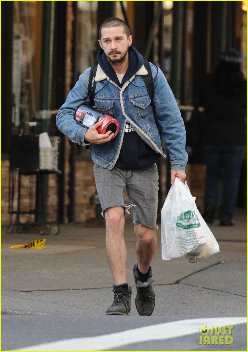 shia labeouf acid trip charlie countryman director weight in 04