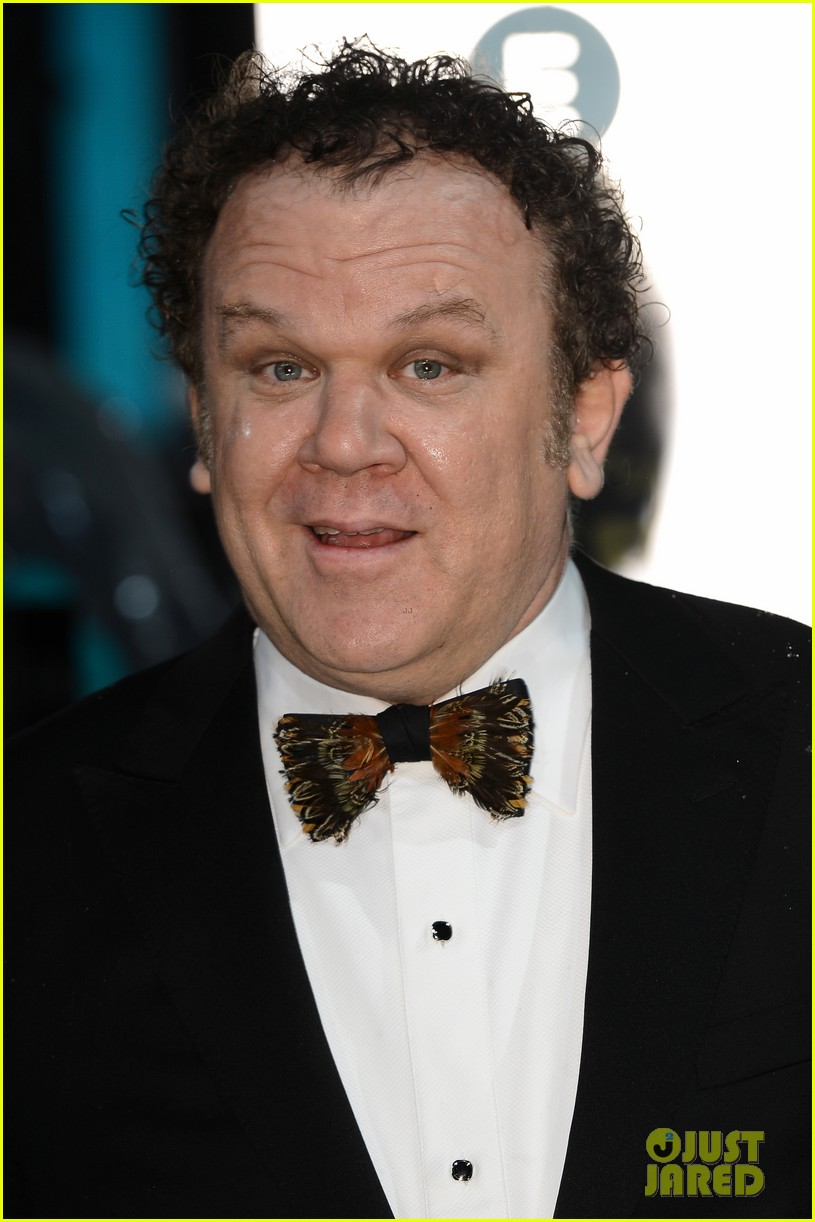 sarah silverman john c reilly baftas 2013 red carpet 022809024