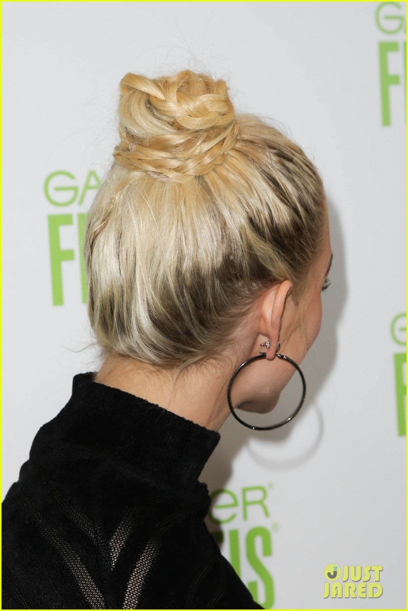 ashlee simpson garnier fructis fashion week celebration 30