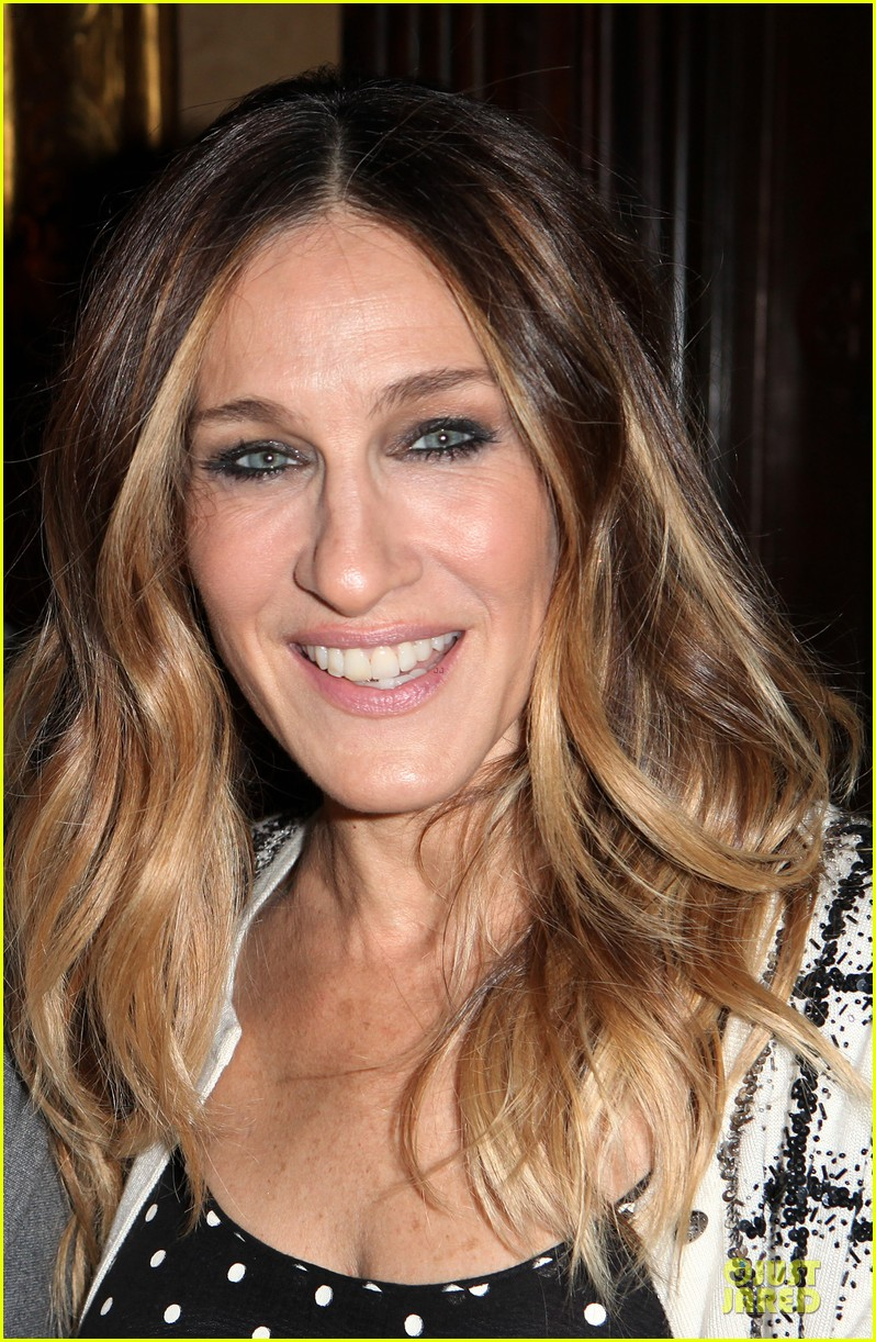 sarah jessica parker matthew broderick love n courage benefit 062820873