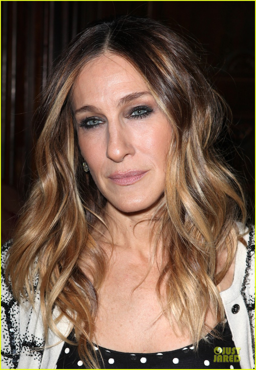 sarah jessica parker matthew broderick love n courage benefit 072820874